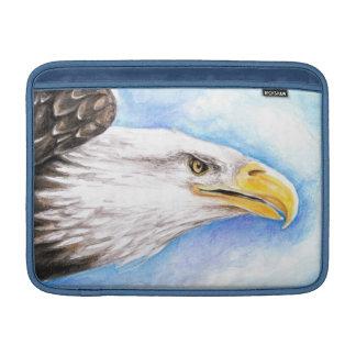 Weißkopfseeadler-Profil MacBook Air Sleeve