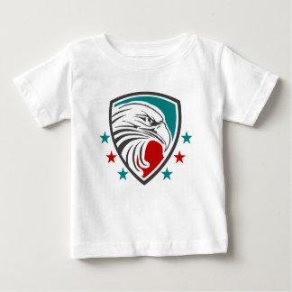 Weißkopfseeadler-Sicherheit und Schutz Baby T-shirt