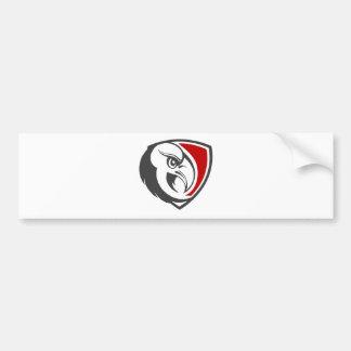 Weißkopfseeadler-Stolz Autoaufkleber