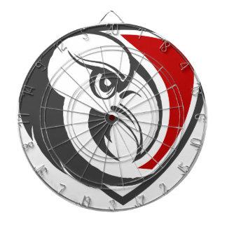 Weißkopfseeadler-Stolz Dartscheibe