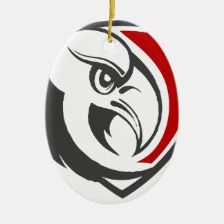 Weißkopfseeadler-Stolz Keramik Ornament