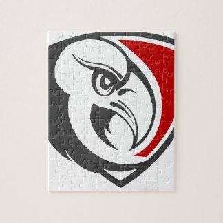 Weißkopfseeadler-Stolz Puzzle