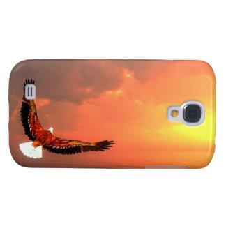 Weißkopfseeadlerfliegen Galaxy S4 Hülle