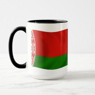 Weißrussland-Flaggen-Tasse Tasse