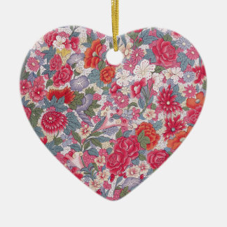 Weit zu hübsch keramik Herz-Ornament