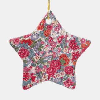 Weit zu hübsch keramik Stern-Ornament