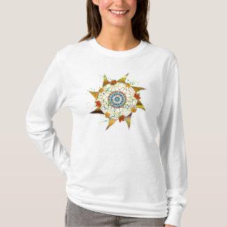 Weites heraus StarZ ~ Herbst-Gold T-Shirt