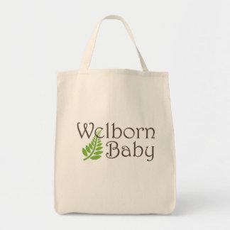 Welborn Baby-Lebensmittelgeschäft-Tasche Einkaufstasche
