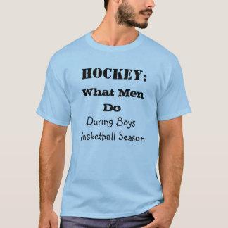 Welche Männer während des T-Shirt