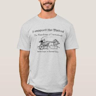 Welche Partei stützen SIE?? (DAS WEISS!) T-Shirt