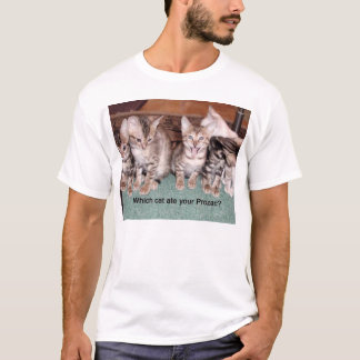 WELCHER CAT? T-Shirt