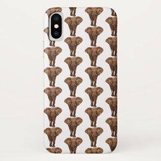 Welcher Elefant im Raum iPhone X Hülle