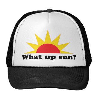 Welcher hohe Sun? Retromütze