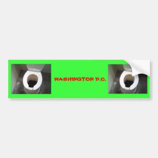 WELCHES WASHINGTON-DC. IST GANZ UNGEFÄHR AUTOAUFKLEBER