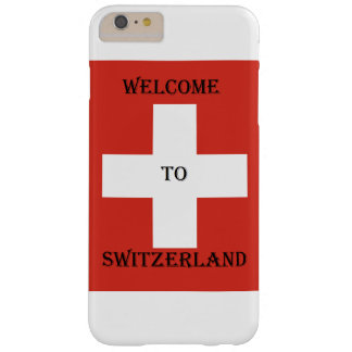 welcome heiratet du der Switzerland iphone Barely There iPhone 6 Plus Hülle