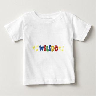 Weledo Geschenk und spezielle Einzelteile Baby T-shirt