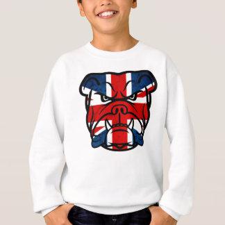 Wellcoda danken Ihnen, Witz-lustiges Leben zu Sweatshirt