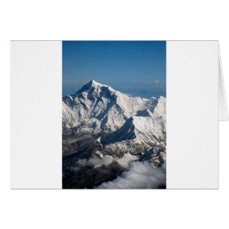 Wellcoda felsiger Gebirgszug-Schnee-Felsen Karte