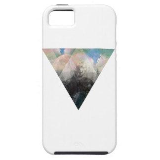 Wellcoda Hipster-Natur-Kosmos-Fantasie Etui Fürs iPhone 5