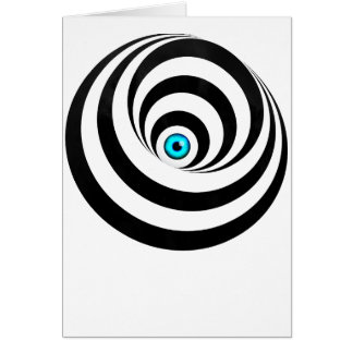 Wellcoda Täuschungs-Augen-Visions-Idee Karte