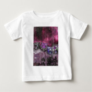 Wellcoda Tiger-Kopf-wilde Brüllen-Wildkatze Baby T-shirt