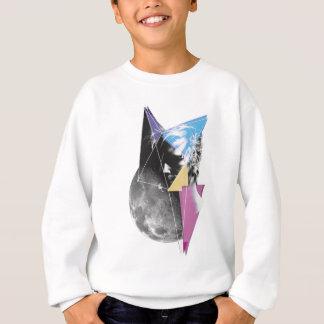 Wellcoda Weltraum-Leute Cosmo Zukunft Sweatshirt