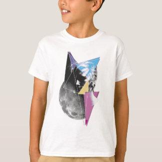 Wellcoda Weltraum-Leute Cosmo Zukunft T-Shirt