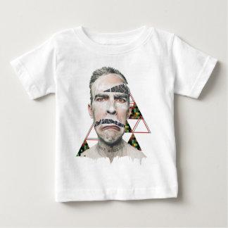 Wellcoda Wifi drahtloses menschliches trauriges Baby T-shirt