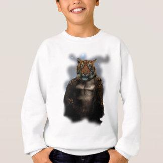 Wellcoda Zukunft-Freak-Mutant-Monster Sweatshirt