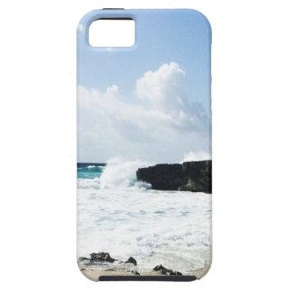 Wellen, die das Ufer schlagen Schutzhülle Fürs iPhone 5