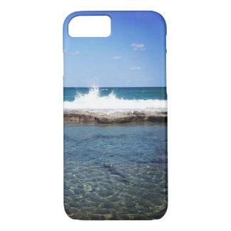 Wellen, die | Palm Beach, Florida zerschmettern iPhone 8/7 Hülle