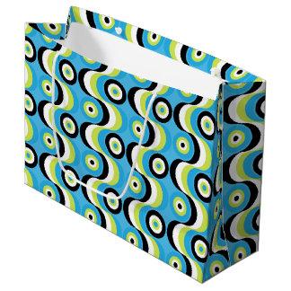 Wellen Große Geschenktüte