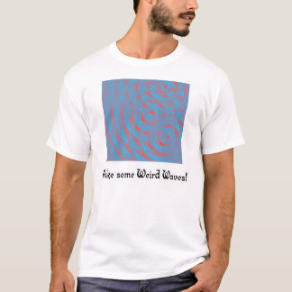 Wellen-Hersteller T-Shirt