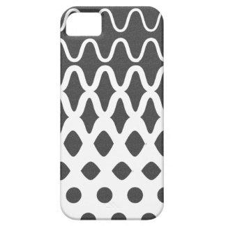Wellen in Partikel iPhone 5 Case