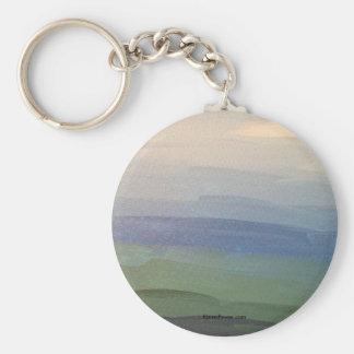 Wellen - Keychain Schlüsselanhänger