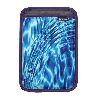 Wellen-Kreise Sleeve Für iPad Mini