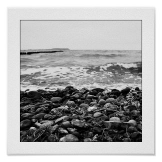 Wellen Ostsee No7 - Waves Baltic Sea No7 Poster