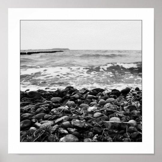Wellen Ostsee No7 - Waves Baltic Sea No7 Poster