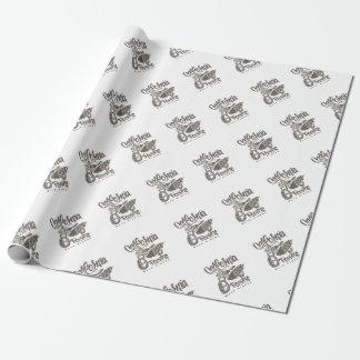 Wellen-Reiter-Brandungs-Seiten-T - Shirts Geschenkpapier