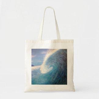 Wellen-Tasche Tragetasche