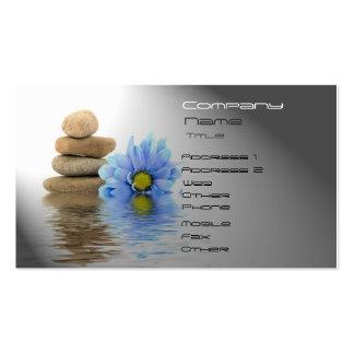 WELLNESS-CENTER, Wellness, Massage Visitenkartenvorlagen