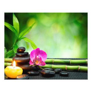 Wellness-Center Wellneßschönheits-Massage Flyer