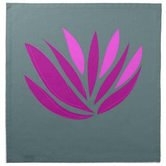 Wellness-Mandala Rosa, Jpg ethno Ausgabe Serviette