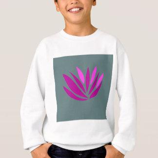Wellness-Mandala Rosa, Jpg ethno Ausgabe Sweatshirt