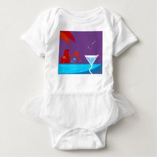 Wellness-Wellness-Center Martini Baby Strampler