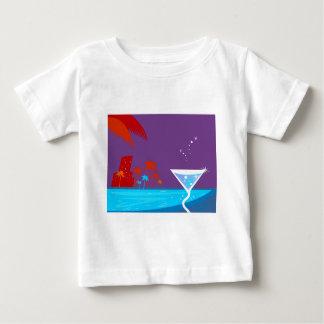 Wellness-Wellness-Center Martini Baby T-shirt