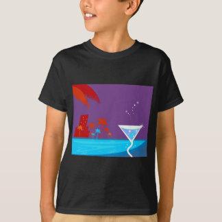 Wellness-Wellness-Center Martini T-Shirt