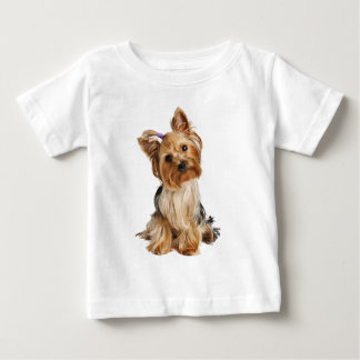Welpe Yorkshires Terrier Baby T-shirt