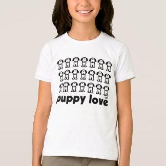 Welpen-Liebe T-Shirt