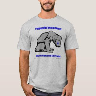 Welpen-Mühlzucht-Elends-Shirt T-Shirt
